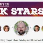 Credit Union Magazine 2017 Rock Stars Award Winners