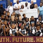 tyler biggins foundation group check presentation youth future hope