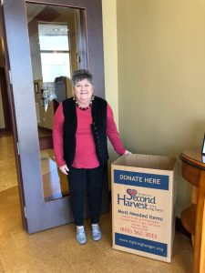 second harvest donation box